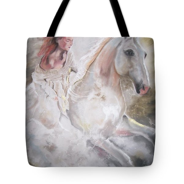 Majestic Flow Tote Bag by Peter Suhocke