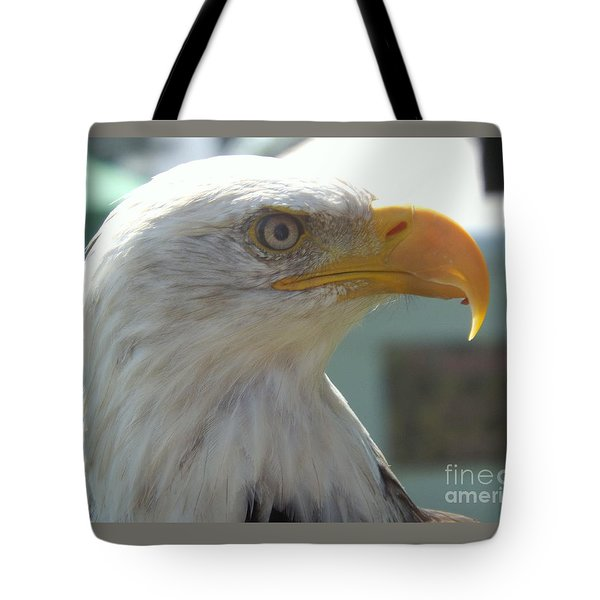 Majestic Icon Tote Bag by Lingfai Leung