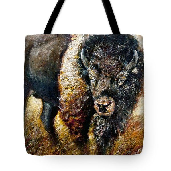 Majestic Legacy Tote Bag