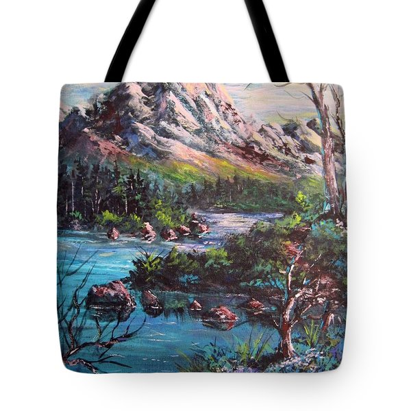 Majestic Tote Bag by Megan Walsh