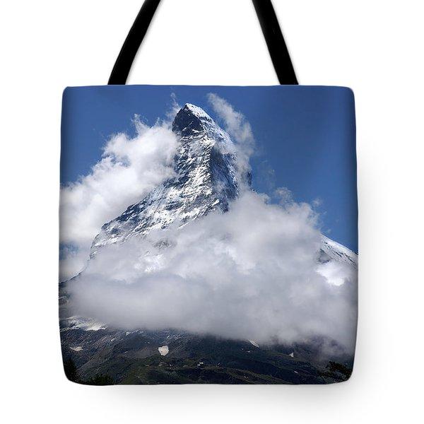 Majestic Mountain  Tote Bag