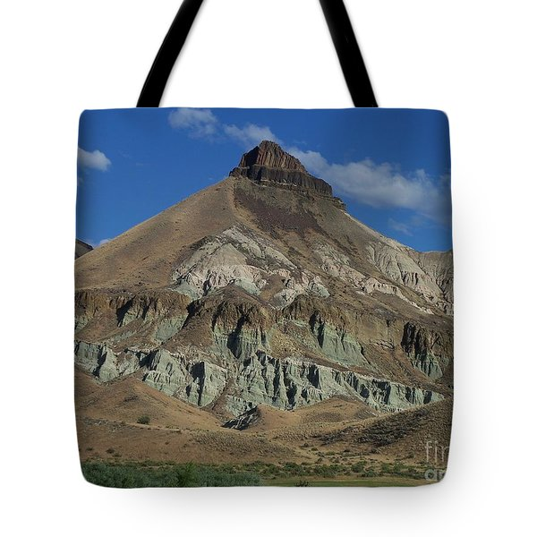 Tote Bag featuring the photograph Majestic Rimrock by Chalet Roome-Rigdon