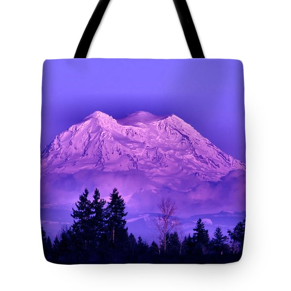 Majestic Tote Bag by Rory Sagner