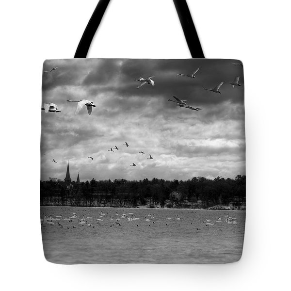 Major Migration Tote Bag