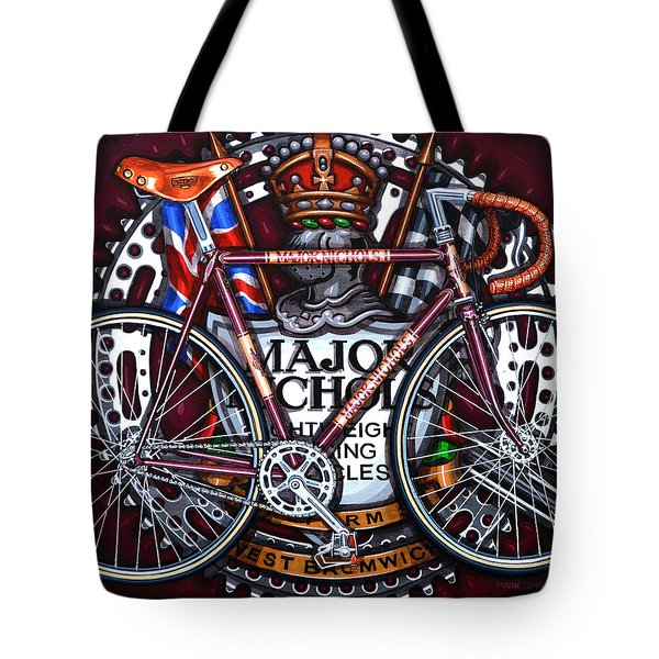 Major Nichols Tote Bag