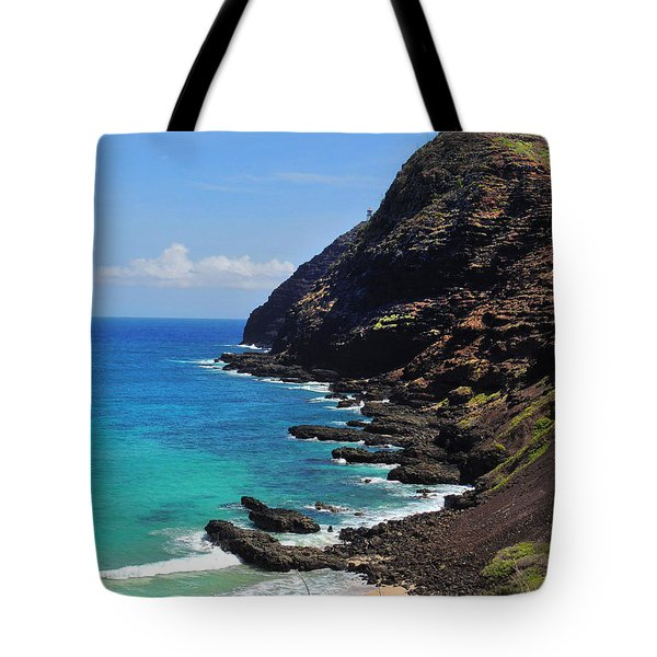 Makapu'u Beach 2 Tote Bag
