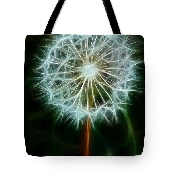 Make A Wish Tote Bag by Joann Copeland-Paul