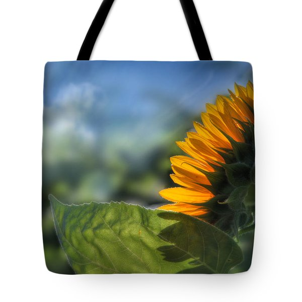 Make Each Day Count Tote Bag by Lori Deiter