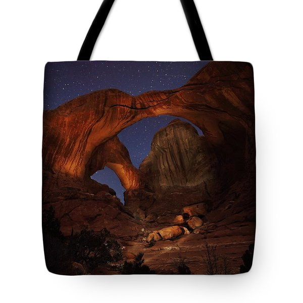 Tote Bag featuring the photograph Make It A Double by David Andersen