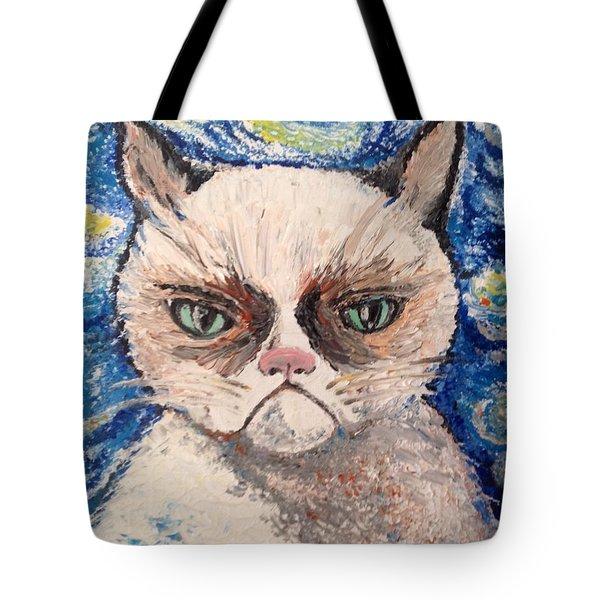 Make Me Happy Tote Bag by Iya Carson