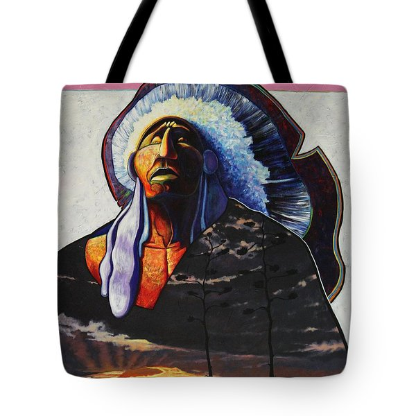 Make Me Worthy Tote Bag by Joe  Triano
