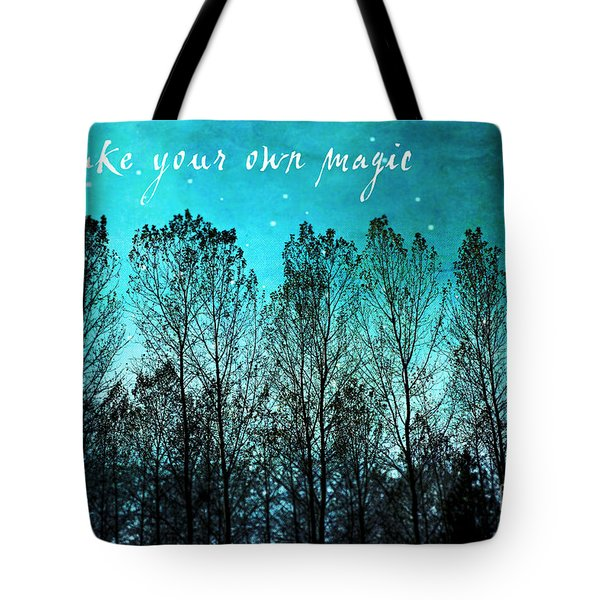 Make Your Own Magic Tote Bag