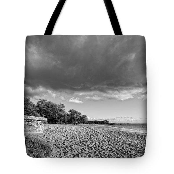 Makena Big Beach Maui Hawaii Tote Bag