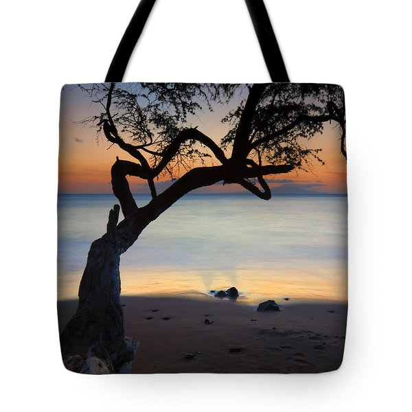 Makena Breeze Tote Bag by Mike  Dawson
