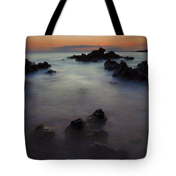 Makena Dream Tote Bag by Mike  Dawson