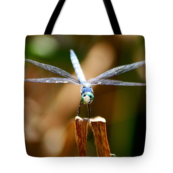 Tote Bag featuring the photograph Made Ya Smile by Patrick Witz