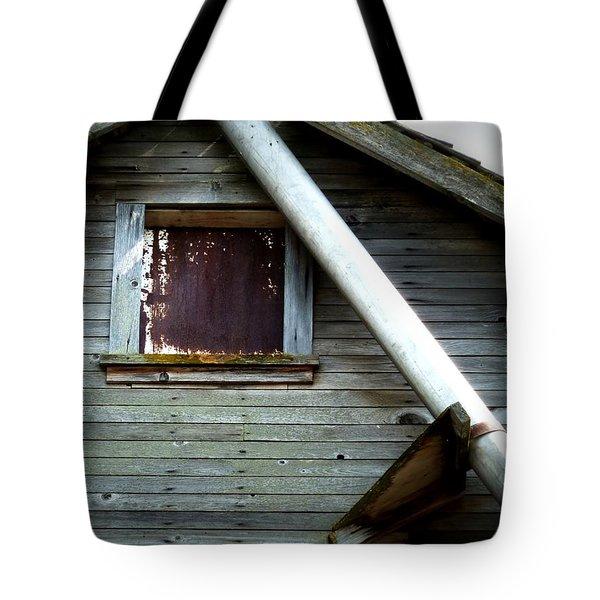 Making Do Tote Bag by Newel Hunter
