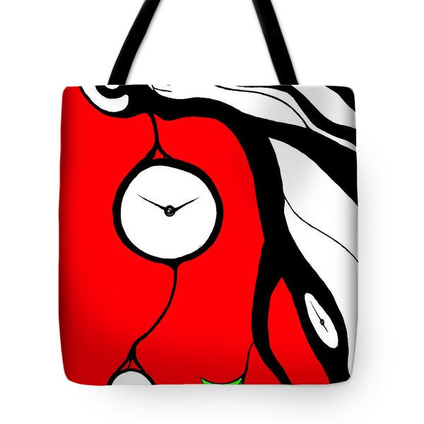 Making Time Tote Bag