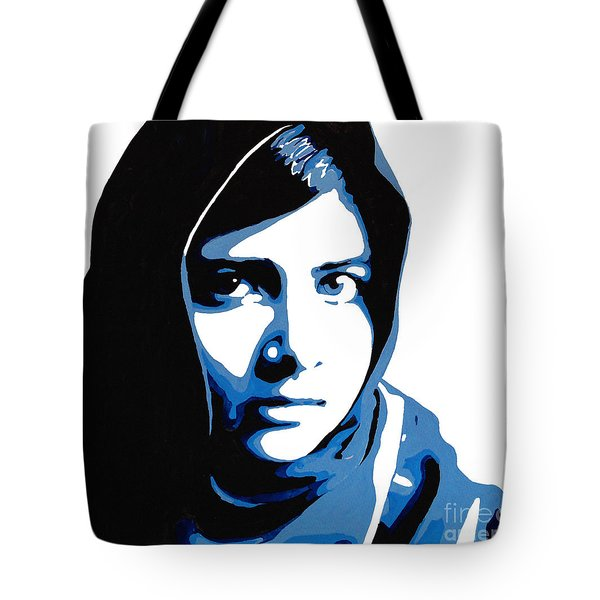 Malala Yousafzai On Friday Tote Bag