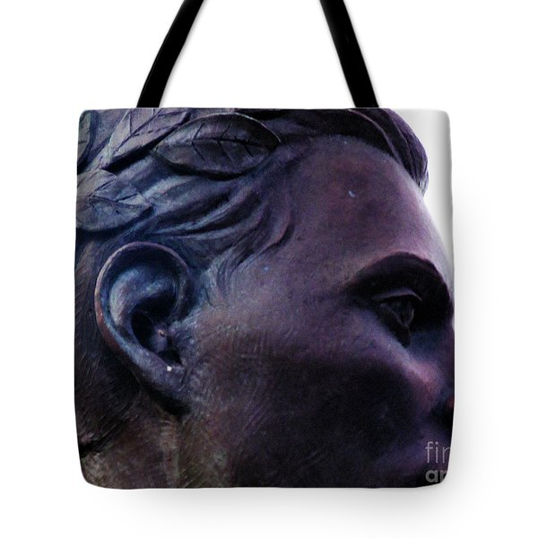 Male Educator Two Tote Bag by Tina M Wenger
