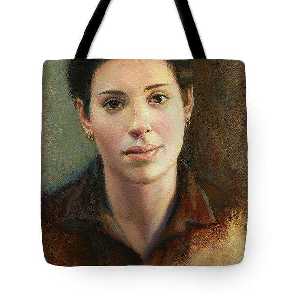 Malena Tote Bag by Sarah Parks