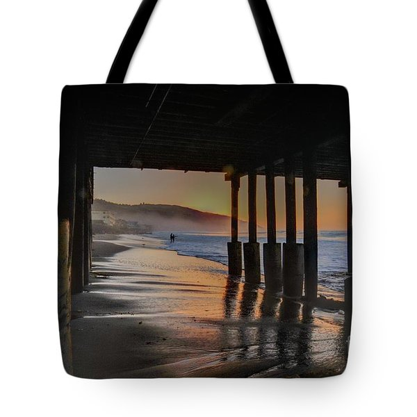 Malibu Color Tote Bag