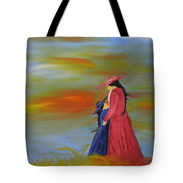 Mama's Love Tote Bag