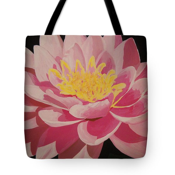 Mama's Lovely Lotus Tote Bag