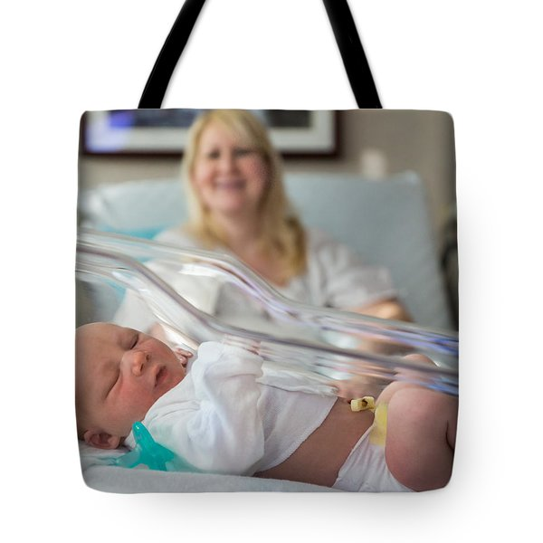 Mama's Pride And Joy Tote Bag by Bill Pevlor