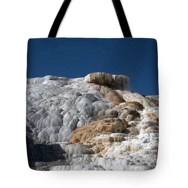 Mammoth Hot Springs 2 Tote Bag