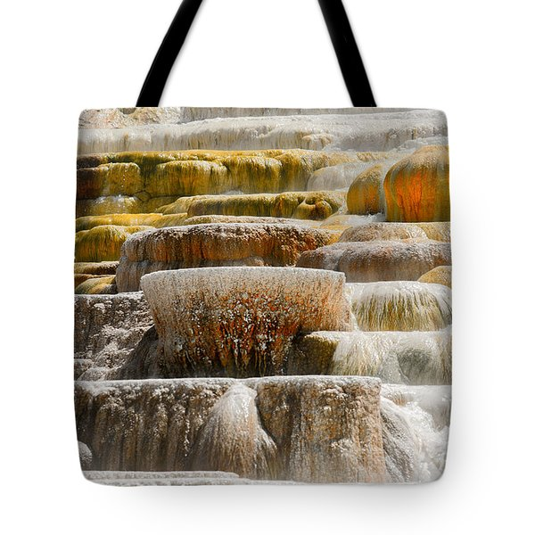 Mammoth Springs Tote Bag