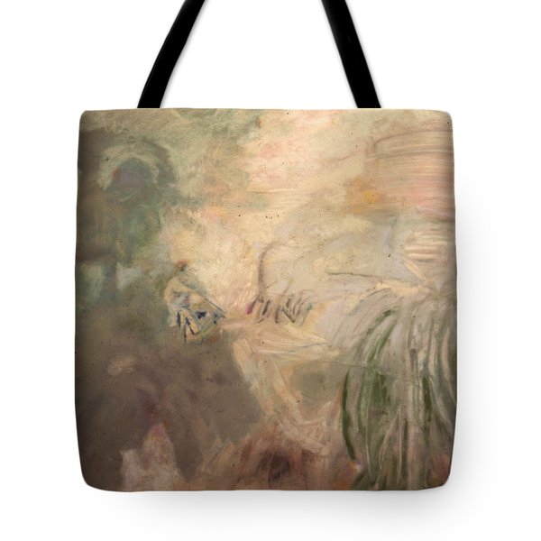 Man And Woman No. A Tote Bag