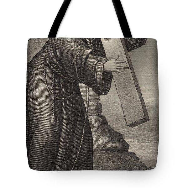 Man Of Sorrow Tote Bag by English School