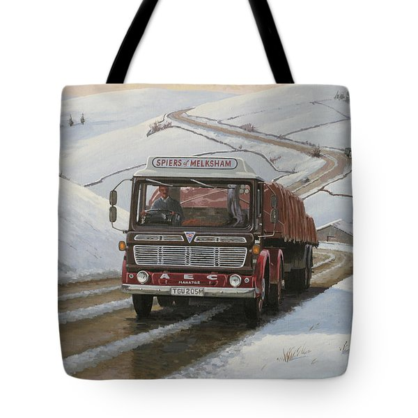 Mandator On Shap. Tote Bag by Mike  Jeffries