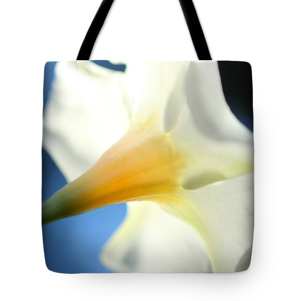 Tote Bag featuring the photograph Mandevilla by Greg Allore