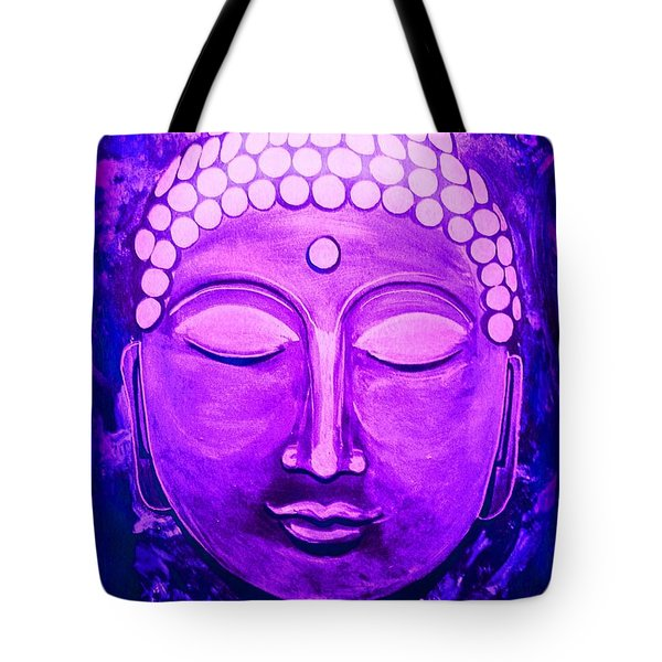 Mandi's Buddha Tote Bag