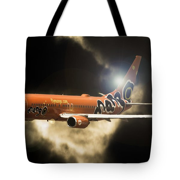 Tote Bag featuring the photograph Mango by Paul Job