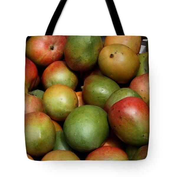 Mangoes Tote Bag by Carol Groenen