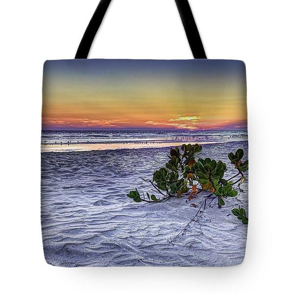 Mangrove On The Beach Tote Bag