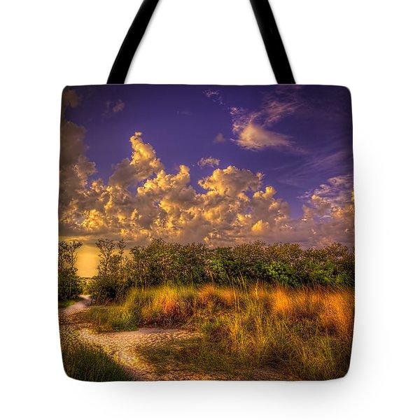 Mangrove Path Tote Bag