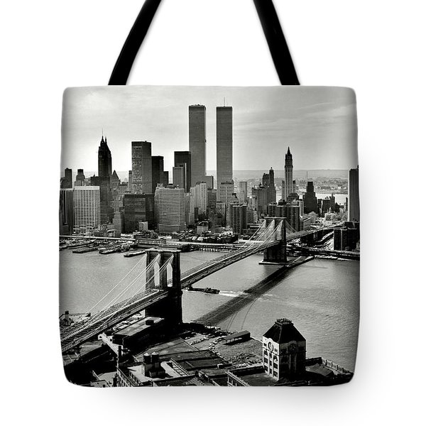 Manhattan 1978 Tote Bag