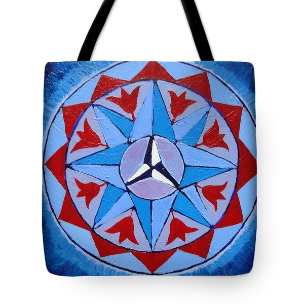 Manifested Order Tote Bag