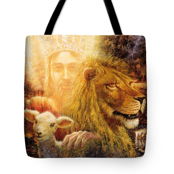 Manifold Majesty Tote Bag