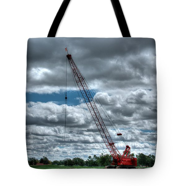 Manitowoc Tote Bag by M Dale