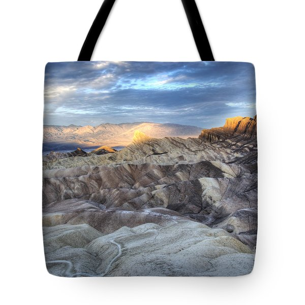 Manly Beacon Tote Bag