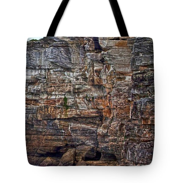 Tote Bag featuring the photograph Manly Ferry Passing By  by Miroslava Jurcik