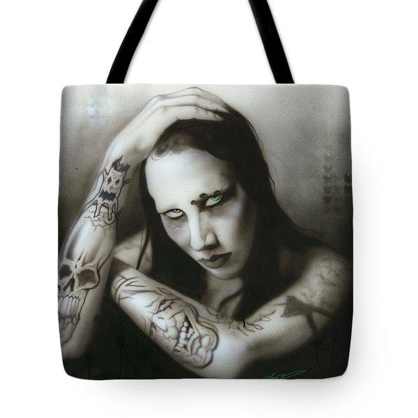 Manson IIi Tote Bag