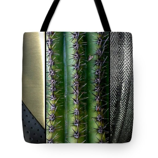 Manufactured Ouch Tote Bag by Marlene Burns