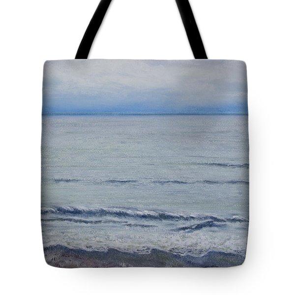 Manx Mist Tote Bag by Stanza Widen