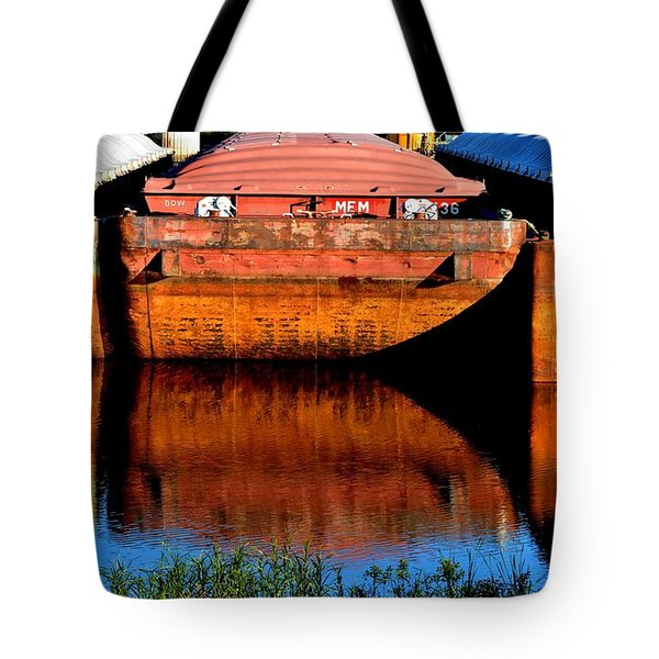 Many Miles Tote Bag